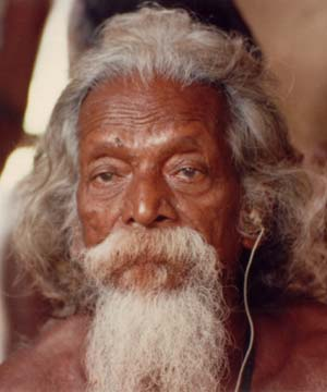 Vedda Chief Tissahamy